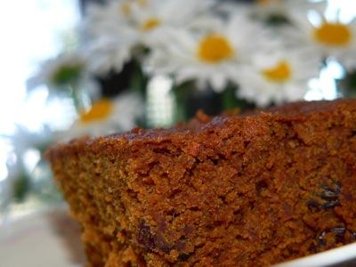 gluten-free pumpkin spice bread