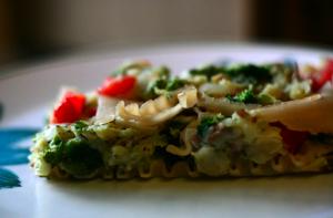gluten-free potato lasagna