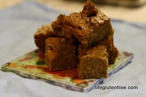 coffee cake gluten free