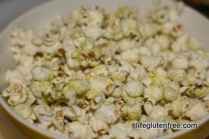 gluten-free popcorn