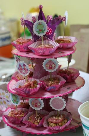 grain-free cupcakes