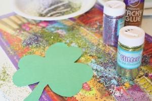 saint patrick's day toddler craft