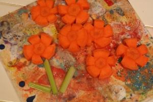making food fun, food art