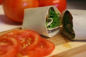 grain-free tortilla