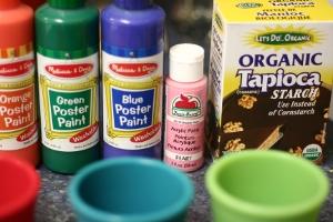 gluten-free fingerpaint