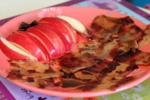 gluten-free jelly toast