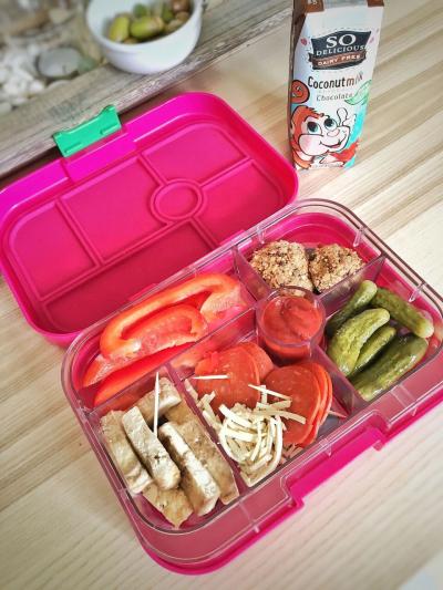 gluten-free lunch