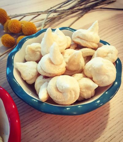 maple meringue recipe