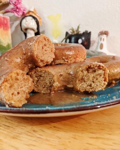 cassava flour donuts